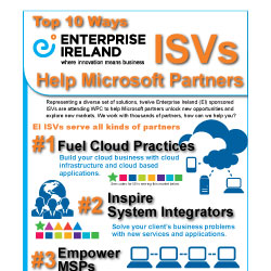 Group ISV Infographic