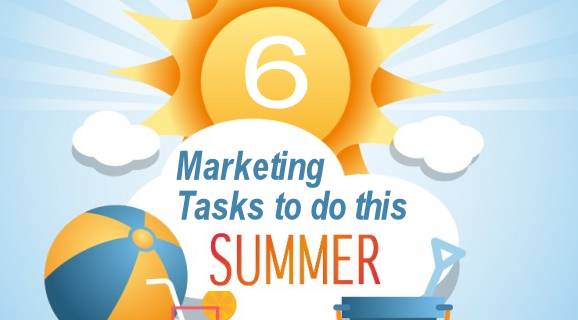 A Marketing Checklist for the Summer Slowdown