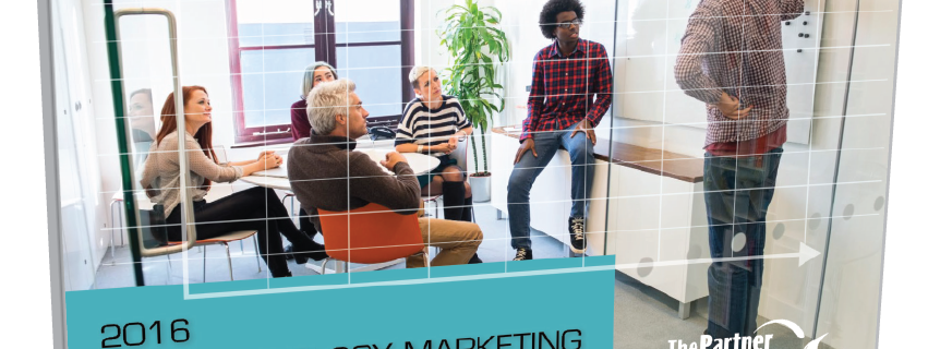 The 2016 B2B Technology Marketing Survey Report is HERE!