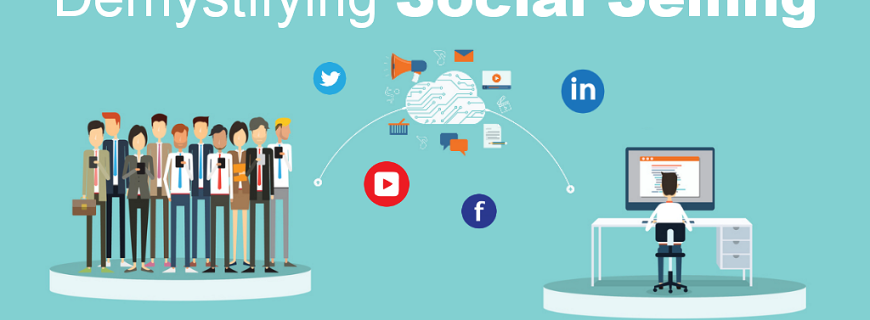 Demystifying Social Selling: What it is and how to get started