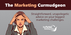 Marketing Curmudgeon