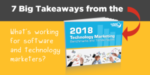 Trends In Technology Marketing for 2018