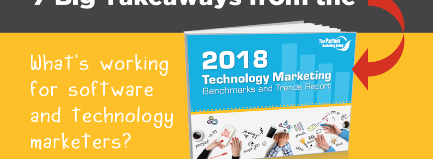 7 Top Technology Marketing Trends for 2018
