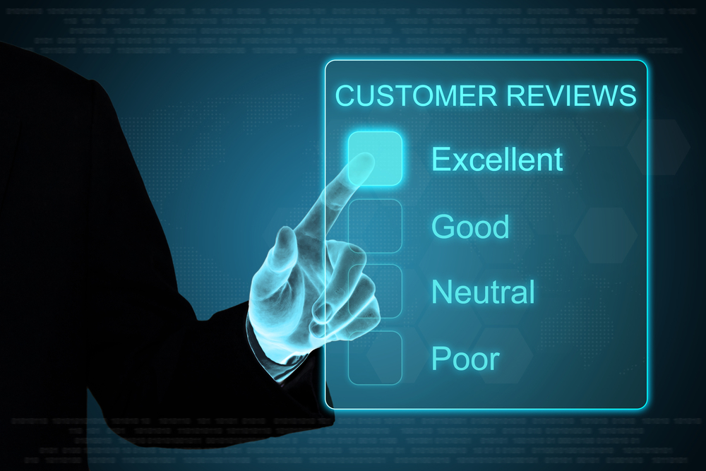 Allow Positive Customer Reviews to Power Your Business