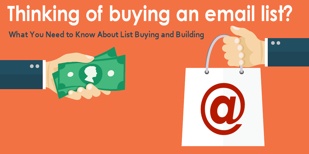 Thinking of Buying an Email List?