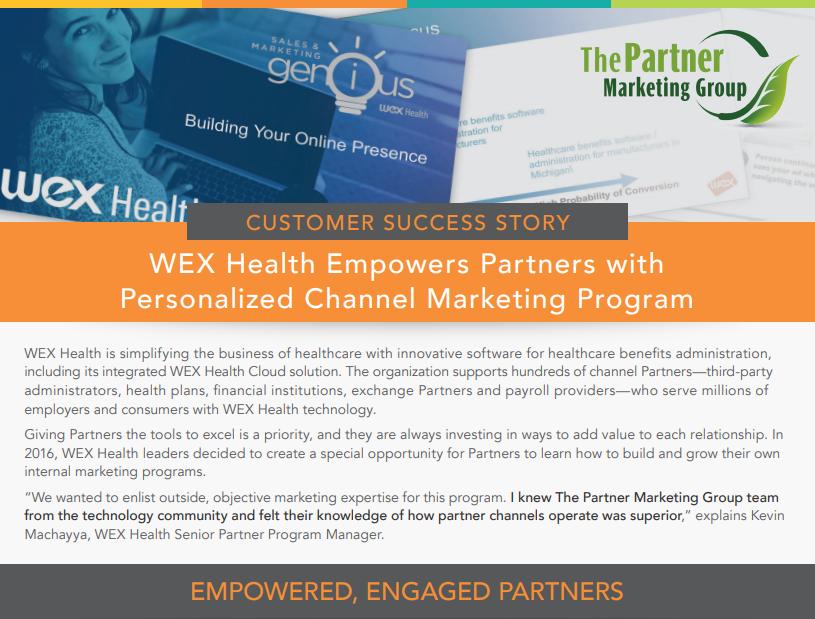Customer Success Story WEX Health