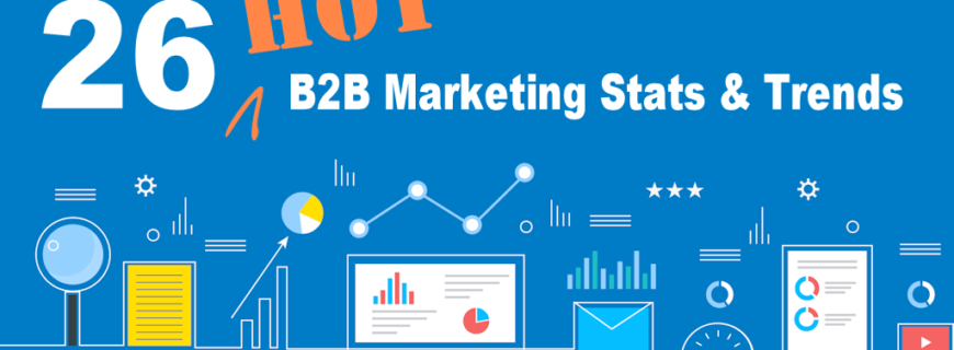 26 Hot B2B Marketing Stats & Trends