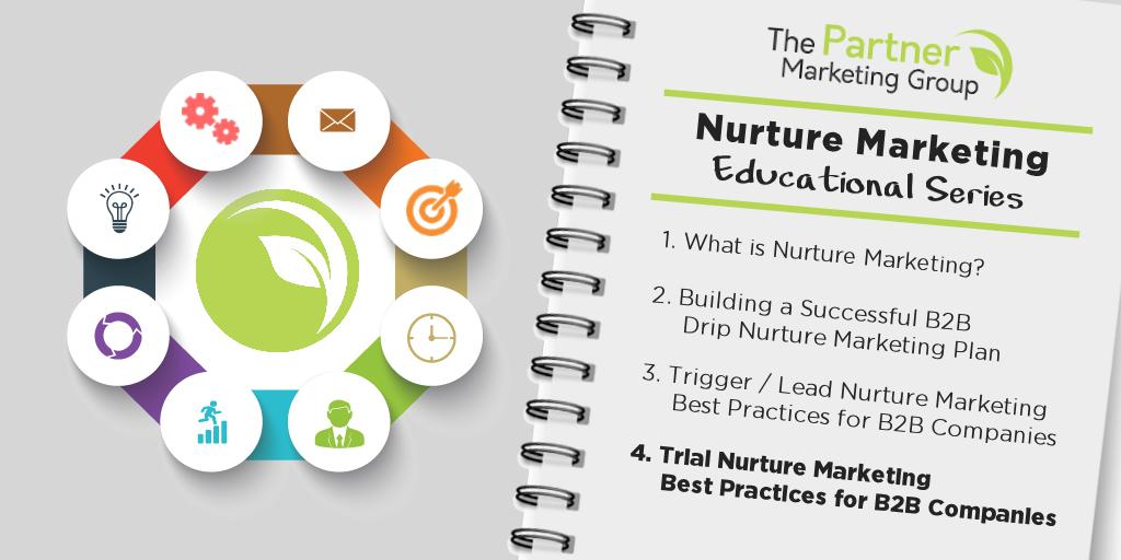 Nurture Marketing Series 4 of 4: Trial Nurture Marketing Campaign Best Practices for B2B Companies