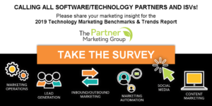 2019 Technology Marketing Survey