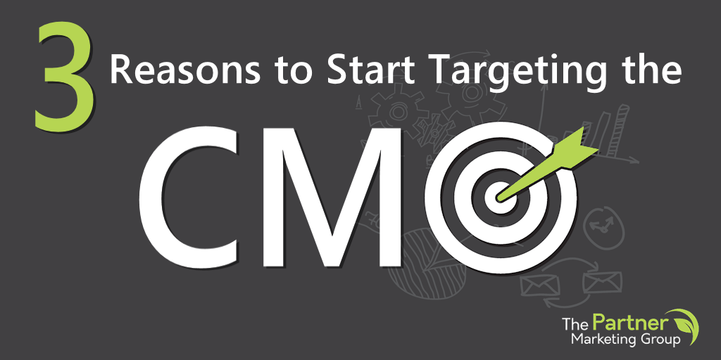 Want to Sell More Software? 3 Reasons to Start Targeting the CMO
