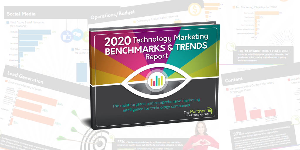 Download the 2020 Technology Marketing Benchmarks & Trends Report
