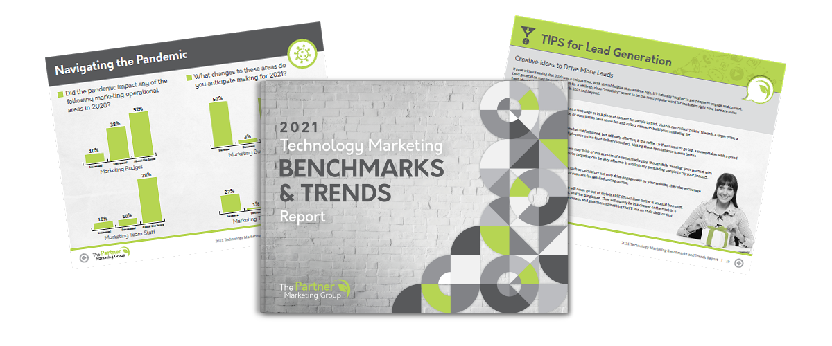 Download 2021 Technology Marketing Report