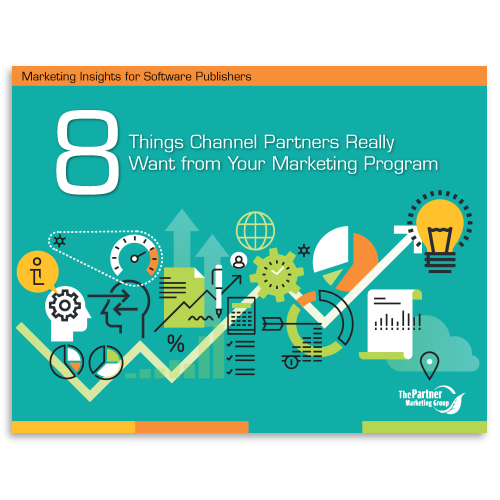 8 Things Channel Partners Marketing Program